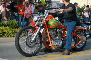 Motor Cycles in Kansas City
